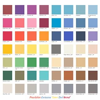 colori della anima-prestation exclusive